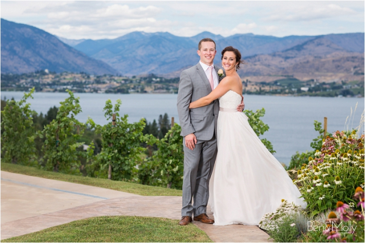 Lake Chelan Vineyard wedding photo (1)