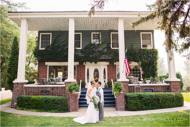 Warm Springs Inn Wenatchee Wedding Venue Photo (1)